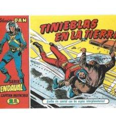 Tebeos: SERIE VENDAVAL EL CAPITÁN INVENCIBLE, Nº 1. ES DE REEDICIÓN DIBUJOS A. BERNAL.. Lote 166157450