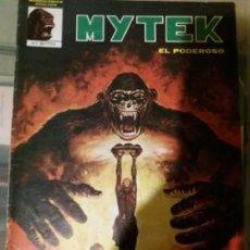 Livros de Banda Desenhada: MYTEK EL PODEROSO.VERTICE.NUMERO 1. Lote 166463946