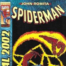 Tebeos: SPIDERMAN DE JOHN ROMITA. FORUM/PANINI 1999. EXTRA 4 ESPECIAL 2002. Lote 166516517