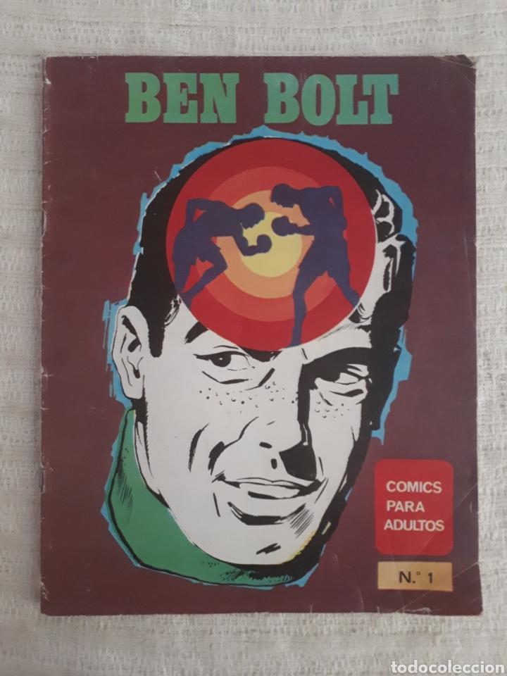 BEN BOLT CÓMIC ED. MAISAL 1976, N° 1 (Tebeos y Cómics - Números 1)