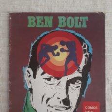 Tebeos: BEN BOLT CÓMIC ED. MAISAL 1976, N° 1. Lote 167129224
