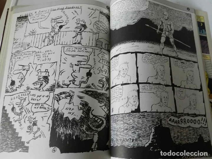 Tebeos: RAW Nº 1 , 2 Y 3 ART SPIEGELMAN - WINSOR MC CAY - MARISCAL - MUÑOZ & SAMPAYO - BURNS - TARDI - COMIC - Foto 3 - 169332584