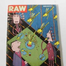Giornalini: RAW N 6 (05/1984): THE GRAPHIX MAGAZINE THAT OVERESTIMATES THE TASTE OF THE AMERICAN PUBLIC. Lote 169334688