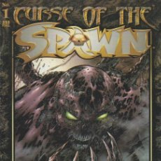 Tebeos: CURSE OF THE SPAWN. WORLD COMICS 1997. Nº 1. Lote 169365373
