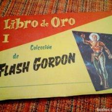 Tebeos: LIBRO DE ORO FLASH GORDON. Lote 170323146
