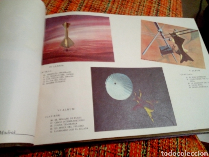 Tebeos: Libro de oro Flash Gordon - Foto 3 - 170323146