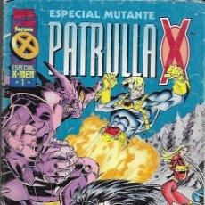 Tebeos: PATRULLA-X V2. FORUM 1996 2005. EXTRA 1 ESPECIAL MUTANTE. Lote 171980632