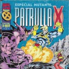Tebeos: PATRULLA-X V2. FORUM 1996 2005. EXTRA 1 ESPECIAL MUTANTE. Lote 171980677