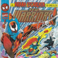 Tebeos: NEW WARRIORS V3. FORUM 1996. Nº 1. Lote 171986178
