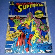 Tebeos: SUPERMAN Nº 1 EDICIONES ZINCO DC COMICS ORIGINAL VER FOTO Y DESCRIPCION. Lote 172231987