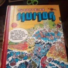Tebeos: TEBEO COMIC SUPER HUMOR VOLUMEN 1 EDICIONES B. Lote 172290464