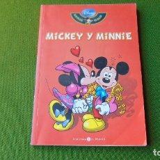Tebeos: MICKEY Y MINNIE. Lote 172777852