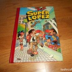Tebeos: SUPER HUMOR SUPER LOPEZ TOMO 1 1998 PRIMERA REIMPRESION BUEN ESTADO EDICONES B. Lote 173422660