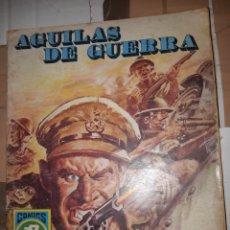 Tebeos: TEBEOS-CÓMICS CANDY - ÁGUILAS DE GUERRA - 1 - ROLLAN - *AA98. Lote 173579920