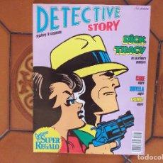 BDs: DETECTIVE STORY. 1. DICK TRACY EN SU PRIMERA AVENTURA Y MÁS.... Lote 175496389