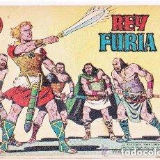 Tebeos: EL REY FURIA Nº 1. Lote 175985927