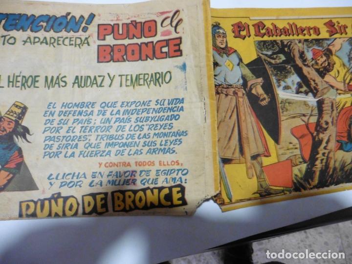 Tebeos: CABALLERO SIR AUDAZ Nº 1 ORIGINAL - Foto 4 - 176843062