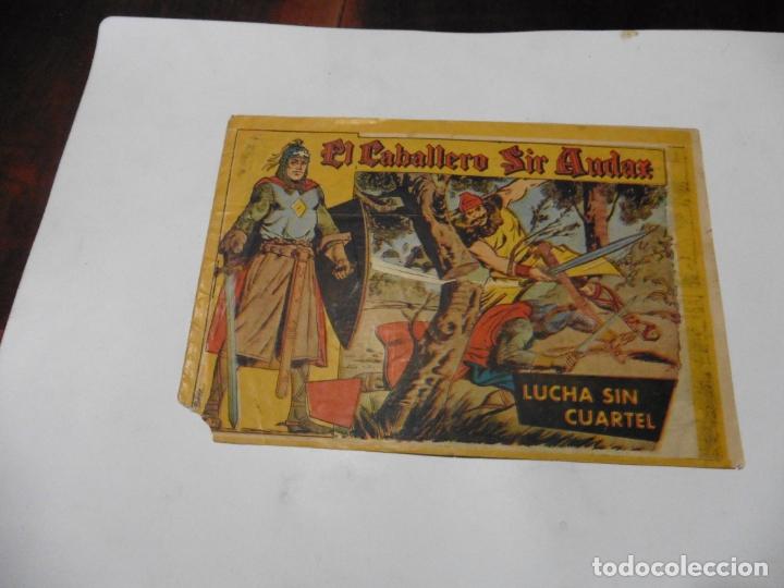Tebeos: CABALLERO SIR AUDAZ Nº 1 ORIGINAL - Foto 5 - 176843062