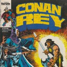 Tebeos: CONAN REY. FORUM 1984. Nº 1. Lote 177252512