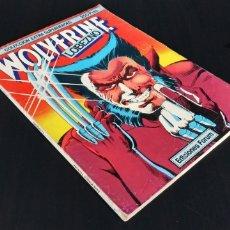 Livros de Banda Desenhada: WOLVERINE LOBEZNO 1 EXTRA SUPERHEROES FORUM. Lote 177817768