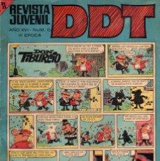Tebeos: DDT III EPOCA Nº 0. Lote 178152004
