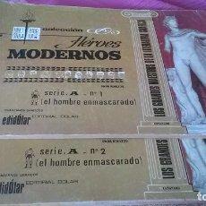 Tebeos: HEREOES, SERIA A, EL HOMBRE ENMASCARADO. Lote 178265782