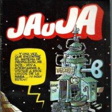 Tebeos: JAUJA Nº 1 - ED. DRUIDA 1982 - CON VAZQUEZ, JAN, ETC - MUY NUEVA . Lote 178362803