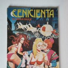 Tebeos: CENICIENTA EL GRAN BAILE N° 1 EDICIONES ACTUALES. Lote 178780853