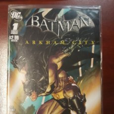 Tebeos: BATMAN ARKHAM CITY N° 1 - EDICIÓN USA - DC COMICS. Lote 178840465