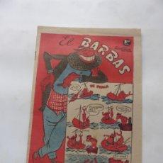Tebeos: EL BARBAS Nº 1 IBAÑEZ ORIGINAL . Lote 178870346