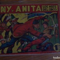 Tebeos: MAGA, TONY Y ANITA Nº 1 DE LA 1ª. Lote 179318637
