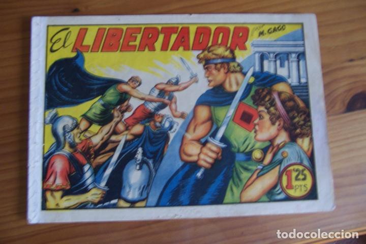 GARGA,- EL LIBERTADOR Nº 1 (Tebeos y Cómics - Números 1)