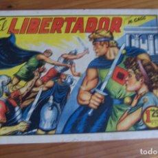Giornalini: GARGA,- EL LIBERTADOR Nº 1. Lote 179320277
