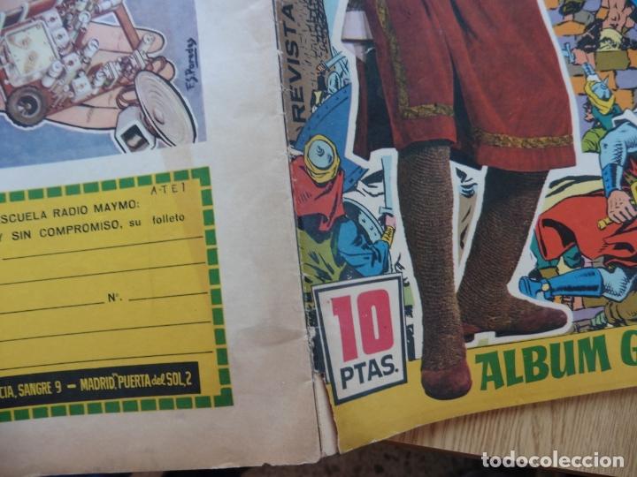 Tebeos: CAPITAN TRUENO GIGANTE Nº 1 E, BRUGUERA ORIGINAL - Foto 3 - 179945221