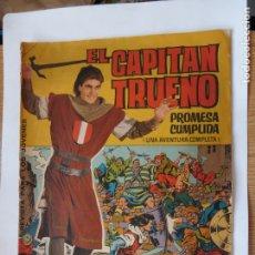 Tebeos: CAPITAN TRUENO GIGANTE Nº 1 E, BRUGUERA ORIGINAL. Lote 179945221