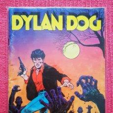 Tebeos: DYLAN DOG N°1 EL ALBA DE LOS MUERTOS VIVIENTES. AÑO 1988. Lote 180013623