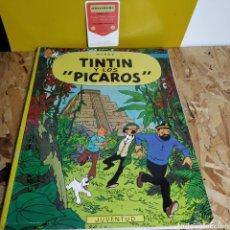 Tebeos: TINTÍN Y LOS PÍCAROS PRIMERA EDICIÓN. Lote 180084425