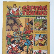 Tebeos: EL CAPITÁN TRUENO EXTRA Nº 1 AÑO X. LA POSADA FATÍDICA. EDITORIAL BRUGUERA. 1960.. Lote 180203750