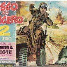 Tebeos: CASCO DE ACERO DOS EN UNO Nº 1 - ORIGINAL BUEN ESTADO - LEER. Lote 180386241