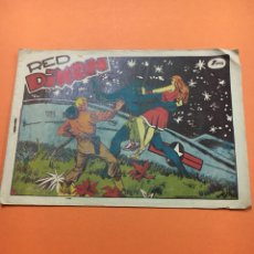 "Tebeos: RED DIXON N""1 ORIGINAL 1954. Lote 180686106"