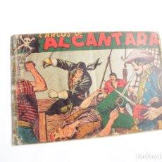 Tebeos: CARLOS DE ALCANTARA Nº 1 MAGA ORIGINAL. Lote 181449287