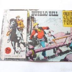 Tebeos: BUFALO BILL Nº 1 GALAOR ORIGINAL. Lote 182059023