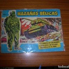 Tebeos: HAZAÑAS BELICAS AZULES Nº 1 EDITA TORAY . Lote 182363023