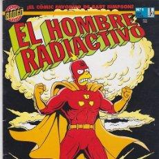 Tebeos: EL HOMBRE RADIACTIVO Nº 1 - 1997. Lote 182478123