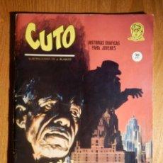 Tebeos: TEBEO - COMIC - CUTO - Nº 1 - EL CASO DE LOS MUCHACHOS DESAPARECIDOS - VERTICE - AÑO 1965. Lote 182646491