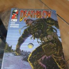 Tebeos: COMIC DEATHBLOW 1996 WORLD COMICS. Lote 183415640