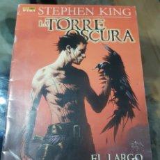 Tebeos: LA TORRE OSCURA STEPHEN KING EL LARGO CAMINO A CASA 2008. Lote 183420832