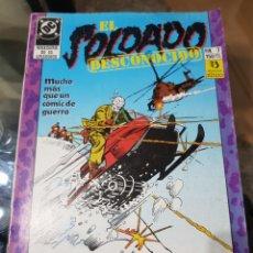 Tebeos: EL SOLDADO DESCONOCIDO N°7 DC COMICS 1991. Lote 183421007