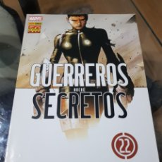 Tebeos: MARVEL-GUERREROS NOCHE SECRETOS PANINI COMICS. Lote 183423743