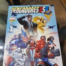 Tebeos: MARVEL- VENGADORES U.S.A PANINI COMICS. Lote 183424322